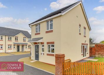 Thumbnail 3 bed detached house for sale in St Marks Mews, Church Street, Deeside, Flintshire