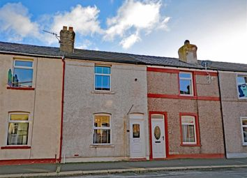 Thumbnail 3 bed terraced house for sale in Surrey Street, Millom, Cumbria
