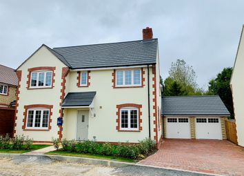 Thumbnail 4 bed detached house for sale in Coxwell Road, Faringdon