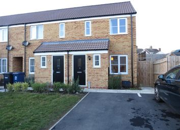 Thumbnail 2 bed end terrace house for sale in Whitney Drive, Yaxley, Peterborough