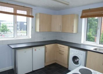 Thumbnail 1 bed flat to rent in Flat 3, 5, Meadow Road, Beeston