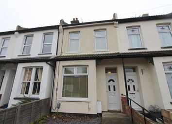 Thumbnail 2 bed terraced house to rent in North Avenue, Southend On Drive, Essex