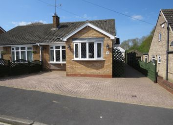 Thumbnail 2 bed semi-detached bungalow for sale in Valley Drive, Kirk Ella, Hull