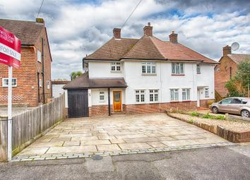Thumbnail 2 bed semi-detached house for sale in Parsonsfield Road, Banstead