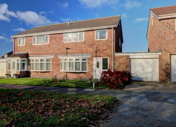 Thumbnail 3 bed semi-detached house for sale in Pauls Green, Hetton-Le-Hole, Houghton Le Spring