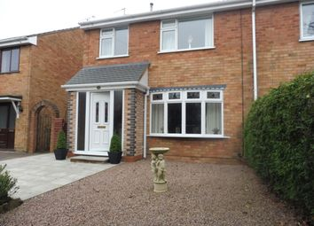 Thumbnail 3 bed semi-detached house for sale in Cleobury Road, Bewdley