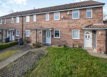 Thumbnail 2 bedroom terraced house for sale in Celtic Close, York