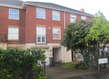 Thumbnail 4 bed town house for sale in Heol Terrell, Lansdown Gardens, Canton, Cardiff