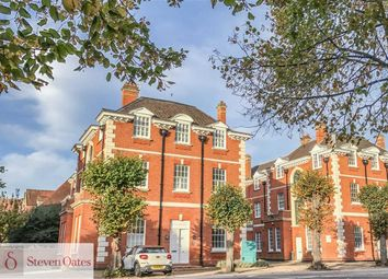 Thumbnail 3 bed flat for sale in Queen Alexandra House, Hertford, Herts