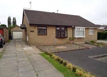 Thumbnail 2 bed semi-detached bungalow for sale in The Queensway, Hull