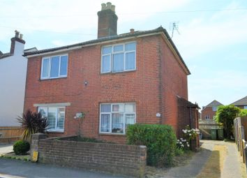 Thumbnail 2 bed semi-detached house for sale in Nelson Road, Southampton