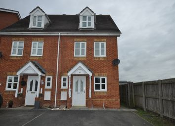 Thumbnail 3 bed semi-detached house to rent in Millcroft Close, Thorne, Doncaster