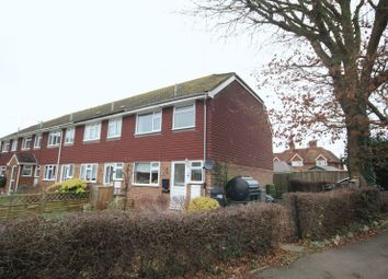 Thumbnail 3 bed end terrace house for sale in Richards Close, Chiddingstone Causeway, Tonbridge