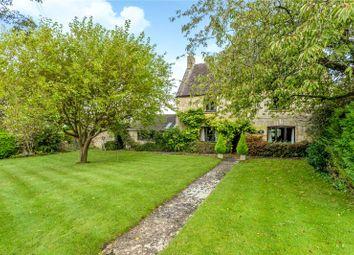 Thumbnail 4 bedroom detached house for sale in Gambles Lane, Woodmancote, Cheltenham, Gloucestershire