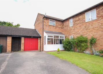 Thumbnail 3 bed semi-detached house for sale in Orleton Close, Welland, Malvern