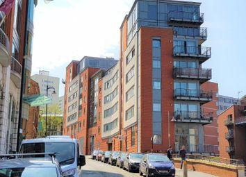 2 bed flat to rent in Fleet Street, Birmingham, 2 Bedroom Apartment B3