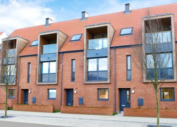 "Thumbnail 3 bed terraced house for sale in ""Snowdrop"" at Meadlands, York"