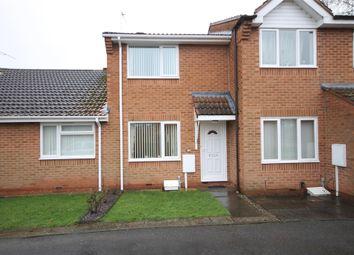 Thumbnail 2 bed terraced house for sale in Centenary Close, Balderton, Newark, Nottinghamshire.