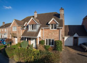 Thumbnail 3 bed semi-detached house for sale in Herne Road, Petersfield, Hampshire