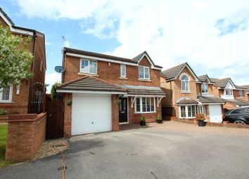 Thumbnail 4 bed detached house for sale in Mostyn Close, Knypersley, Stoke-On-Trent
