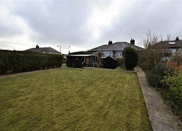 Thumbnail 2 bed detached bungalow for sale in Brooklands Road, Chapel-En-Le-Frith, High Peak