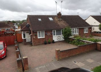 Thumbnail 2 bed semi-detached bungalow for sale in Leagrave High Street, Leagrave, Luton
