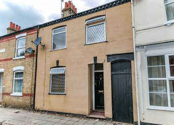 Thumbnail 2 bed terraced house for sale in St. Giles Street, New Bradwell, Milton Keynes