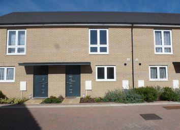 Thumbnail 2 bed terraced house to rent in Ogden Gardens, Nene Park, Wisbech