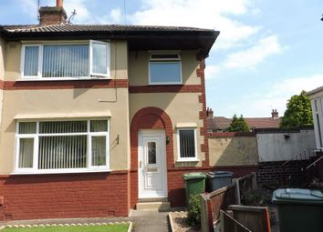Thumbnail 3 bed end terrace house for sale in New Chester Road, New Ferry, Wirral