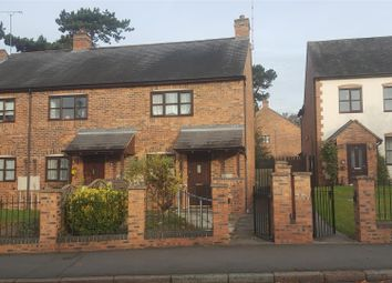 Thumbnail 2 bed town house for sale in Main Street, Humberstone, Leicester