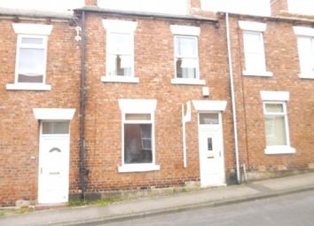 Thumbnail 3 bed terraced house to rent in Cooperative Street, Chester Le Street