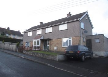 Thumbnail 3 bed semi-detached house to rent in Rogers Close, Clutton