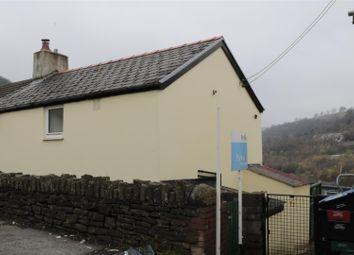 Thumbnail 2 bedroom end terrace house for sale in Jubilee Road, Six Bells, Abertillery