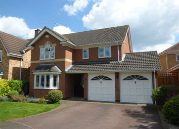 Thumbnail 4 bedroom detached house for sale in Walkers Way, Bretton, Peterborough, Cambridgeshire