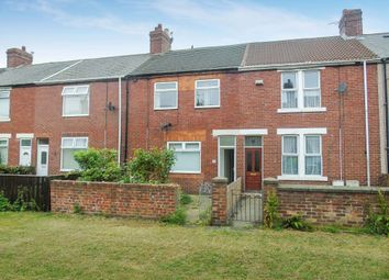 Thumbnail 3 bed terraced house for sale in Morven Terrace, Ashington