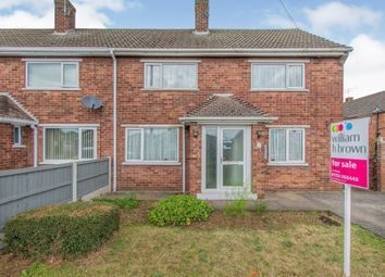 Thumbnail 3 bed semi-detached house for sale in Norton Road, Scunthorpe