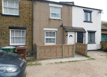 Thumbnail 2 bed terraced house to rent in New Road, Sudbury Hill, Harrow