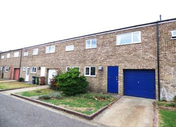 Thumbnail 4 bed terraced house for sale in Norburn, Bretton, Peterborough, Cambridgeshire
