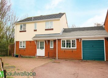 Thumbnail 4 bedroom detached house for sale in Benedictine Gate, Cheshunt, Waltham Cross