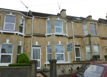 Thumbnail 4 bed terraced house to rent in Belvoir Road, Bath