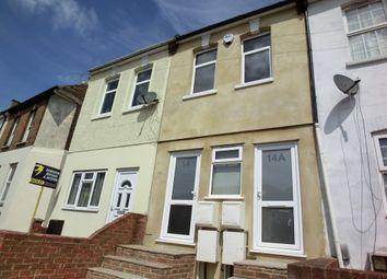 Thumbnail 1 bedroom flat to rent in Dover Road East, Northfleet, Gravesend