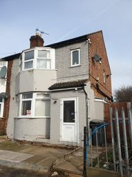 Thumbnail 3 bed semi-detached house for sale in Gipsy Lane, Leicester