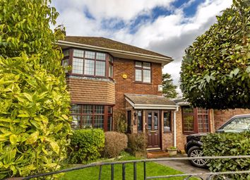 Thumbnail 4 bed detached house to rent in Aragon Avenue, Thames Ditton