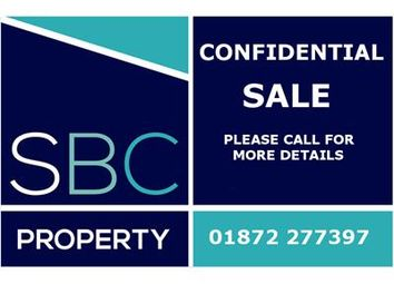 Thumbnail Hotel/guest house for sale in Confidential - South Cornwall Guest House, Cornwall
