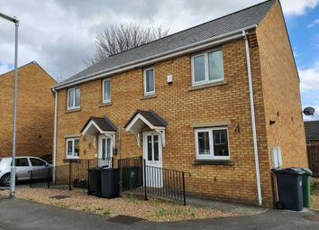 Thumbnail 3 bed semi-detached house for sale in Lemans Drive, Dewsbury