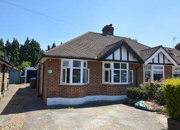 Thumbnail 2 bed semi-detached bungalow for sale in Cheshire Gardens, Chessington, Surrey