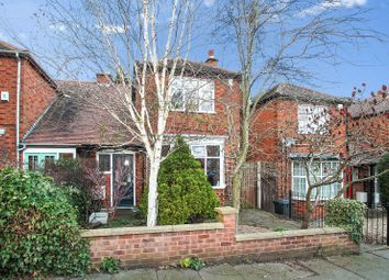 Thumbnail 3 bed semi-detached house for sale in Aber Road, Stoneygate, Leicester