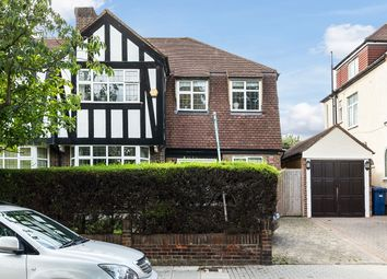 Thumbnail 5 bed semi-detached house for sale in Great North Road, New Barnet, Barnet