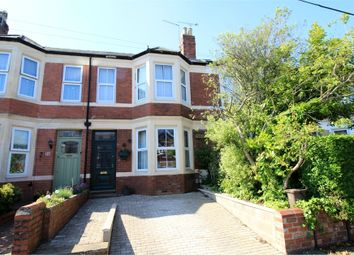 Thumbnail 4 bed terraced house for sale in Preston Avenue, Newport