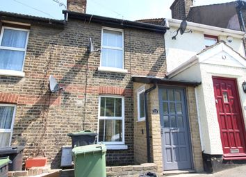 Thumbnail 3 bed terraced house for sale in Railway Street, Northfleet, Gravesend